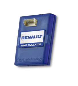 Renault - IMMO OFF Emulator Clixe