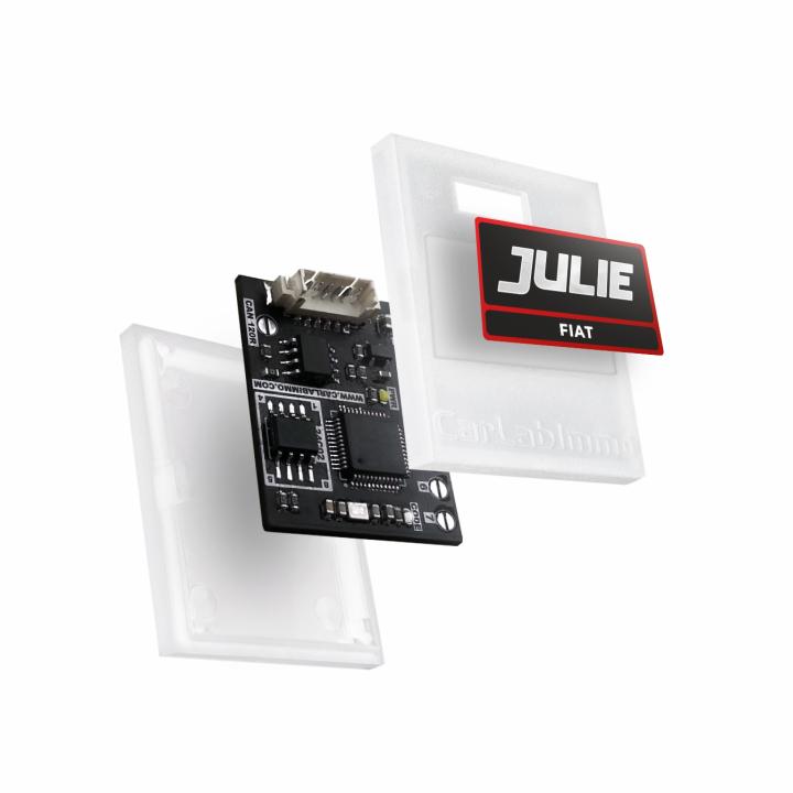 Julie Car Emulator - Fiat